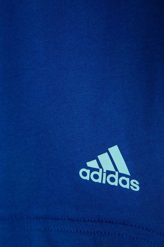 niebieski adidas - Komplet dziecięcy 62-104 cm