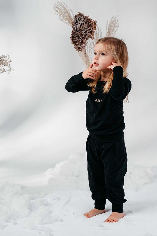 czarny Jamiks - Dres dziecięcy Lindana 86-116 cm Dziecięcy