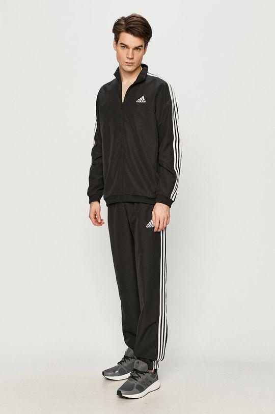 чёрный adidas - Спортивный костюм Мужской