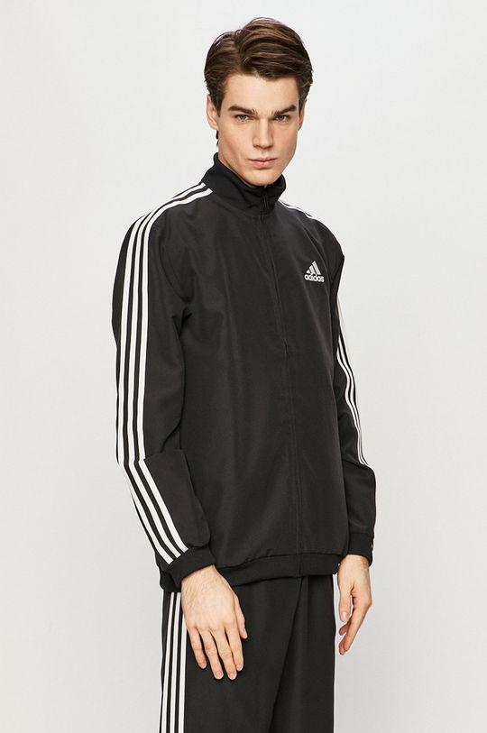 adidas - Спортивный костюм чёрный