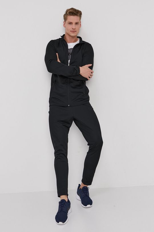 czarny Nike - Komplet Męski
