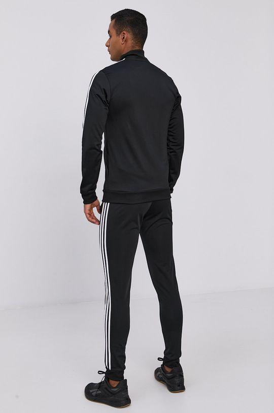 černá adidas - Tepláková souprava