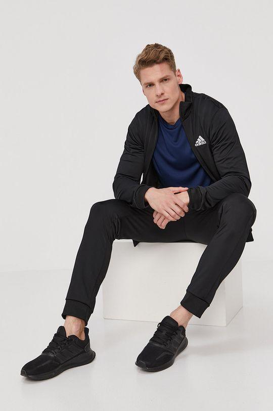 czarny adidas - Dres Męski