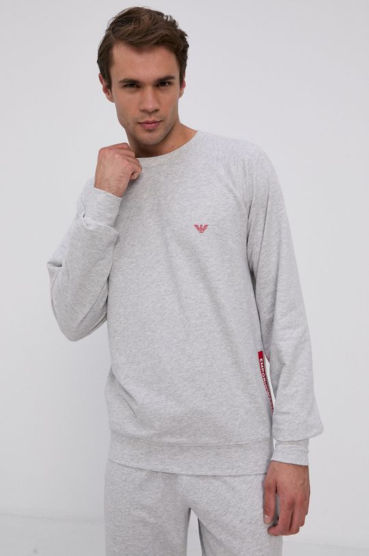 Emporio Armani Underwear - Piżama 97 % Bawełna, 3 % Elastan