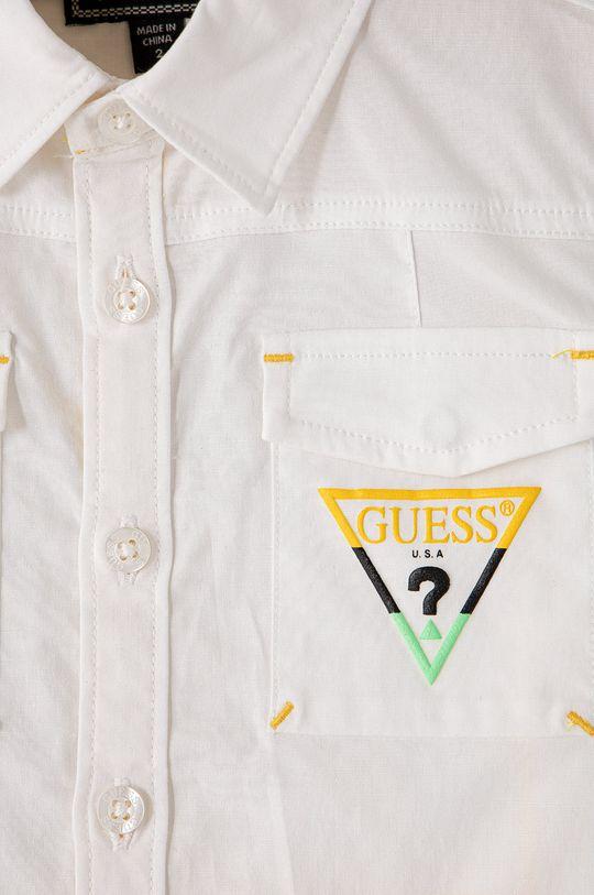 Guess - Detská košeľa 92-122 cm  97% Bavlna, 3% Spandex