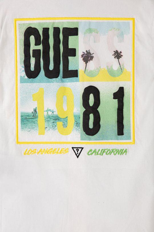 biela Guess - Detská košeľa 92-122 cm