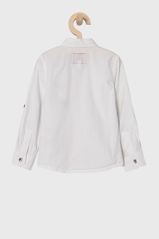 Guess - Detská bavlnená košeľa 92-122 cm  100% Bavlna