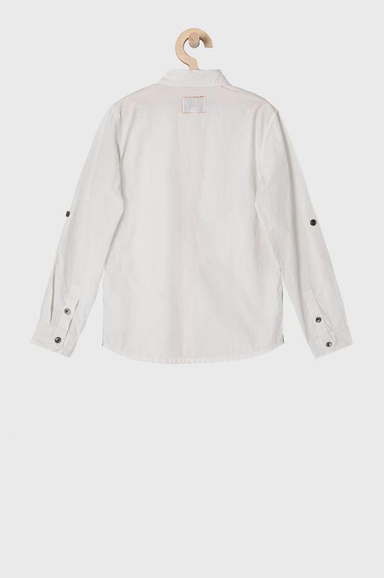 Guess - Detská bavlnená košeľa 116-175 cm  100% Organická bavlna