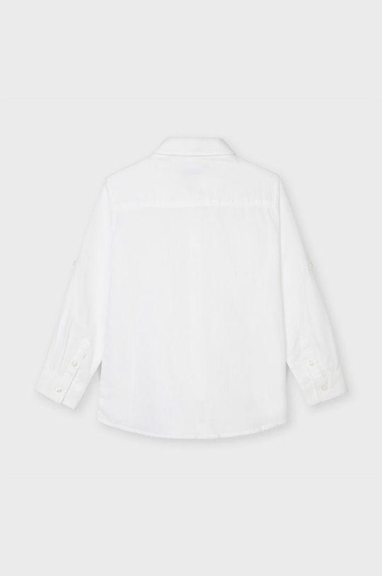 Mayoral - Koszula dziecięca biały