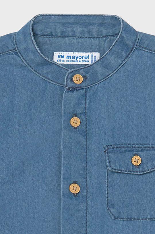 Mayoral - Detská košeľa červenofialový