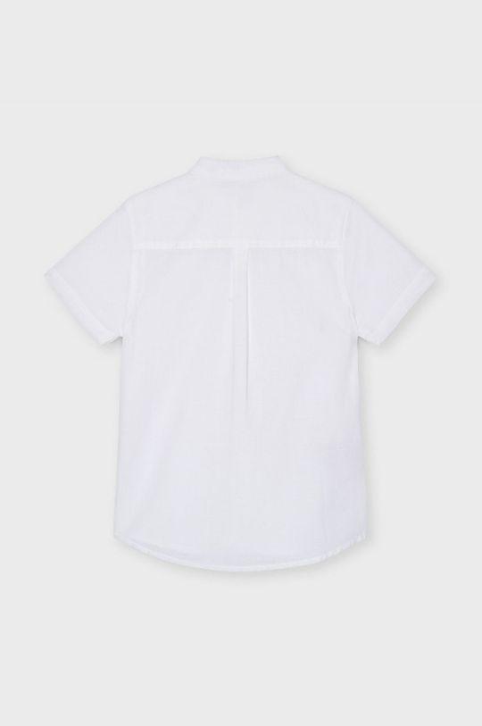 Mayoral - Detská košeľa  62% Bavlna, 38% Ľan