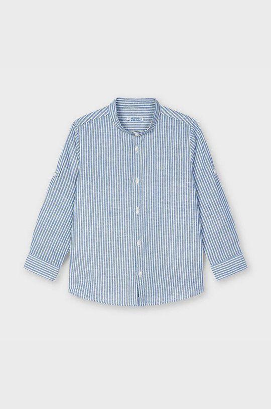 Mayoral - Koszula dziecięca 92-134 cm jasny niebieski