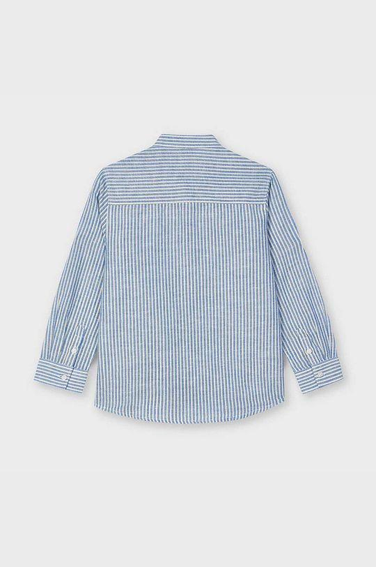 Mayoral - Koszula dziecięca 92-134 cm 67 % Bawełna, 33 % Len