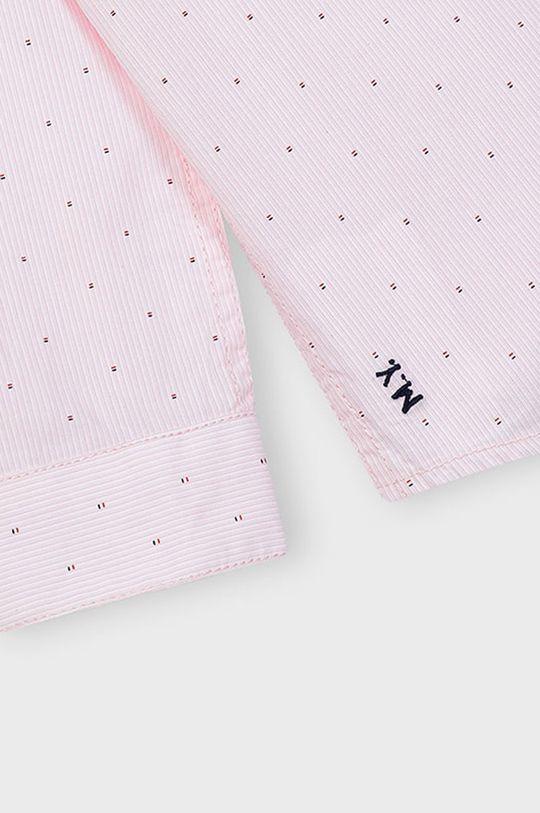 pastelová ružová Mayoral - Detská košeľa