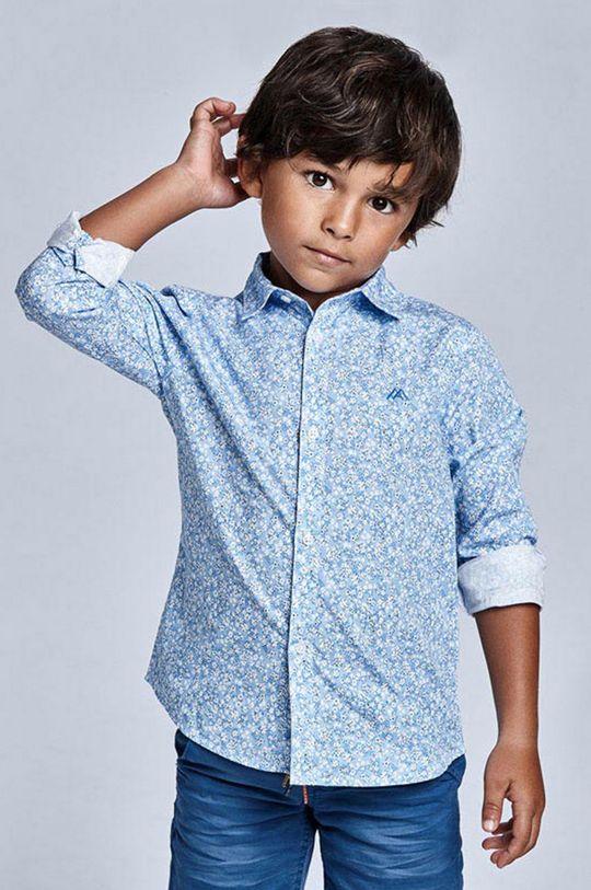 albastru pal Mayoral - Camasa copii De băieți