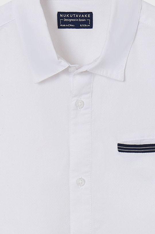 Mayoral - Detská košeľa  97% Bavlna, 1% Elastan, 2% Polyester