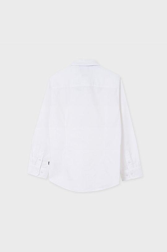 Mayoral - Koszula bawełniana 128-172 cm biały