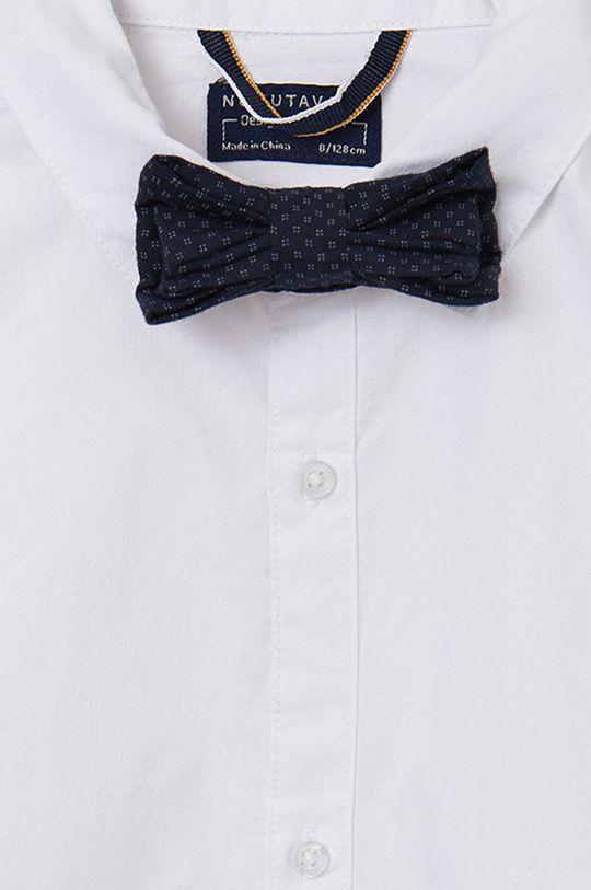 Mayoral - Koszula bawełniana 128-172 cm Materiał zasadniczy: 100 % Bawełna, Wstawki: 35 % Bawełna, 65 % Poliester