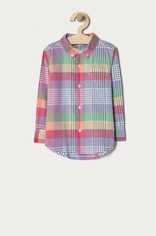 multicolor GAP - Koszula bawełniana dziecięca 74-110 cm Chłopięcy