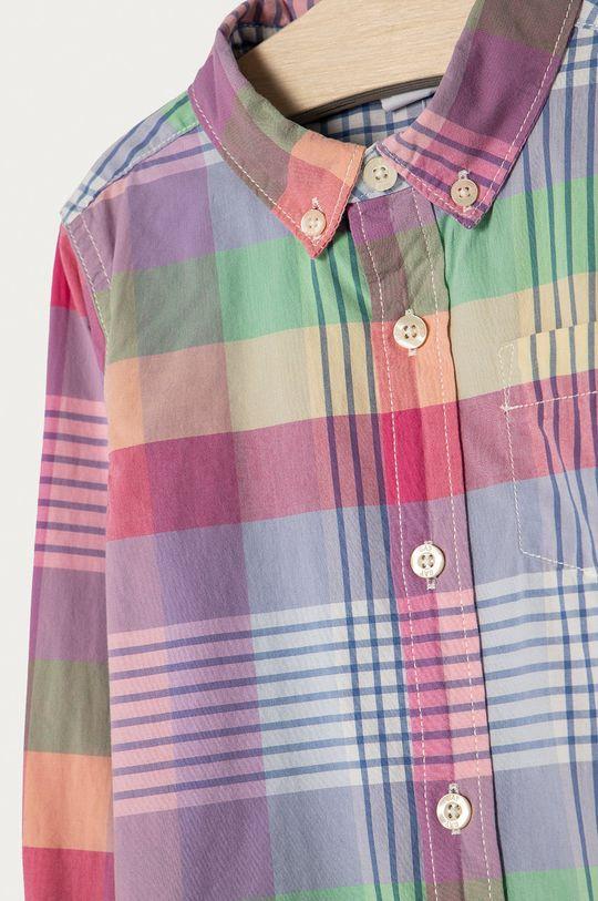 GAP - Koszula bawełniana dziecięca 74-110 cm 100 % Bawełna