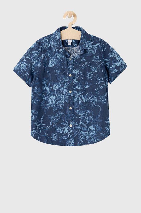 fialová GAP - Detská košeľa 104-176 cm Chlapčenský