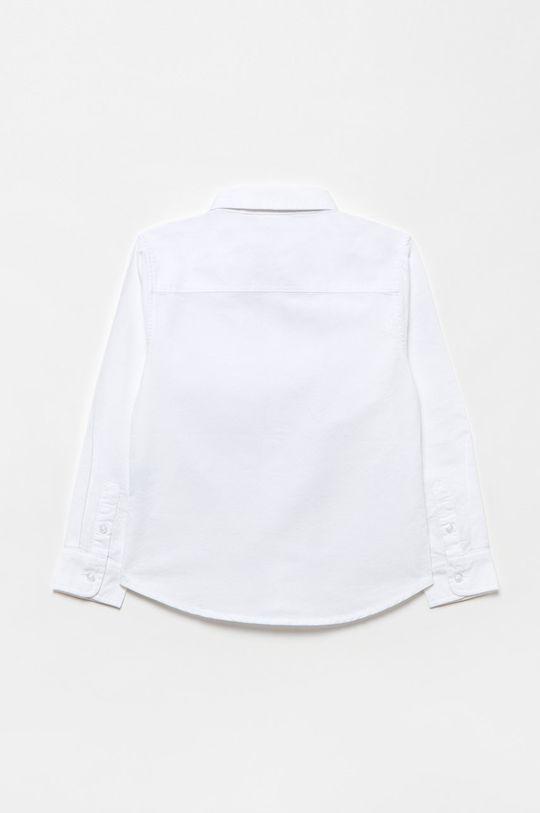 OVS - Detská košeľa biela