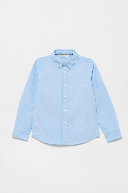 blady niebieski OVS - Koszula dziecięca Chłopięcy