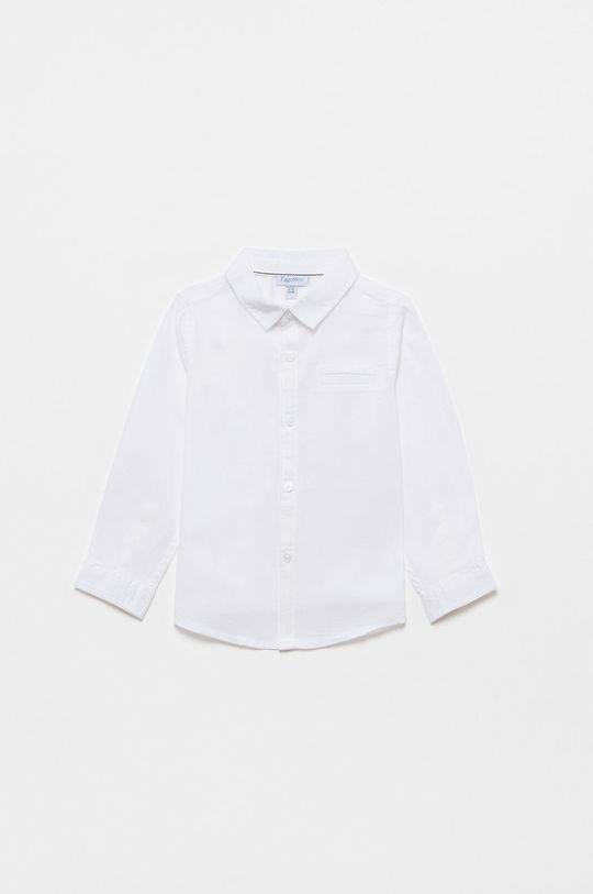 biały OVS - Koszula dziecięca Chłopięcy