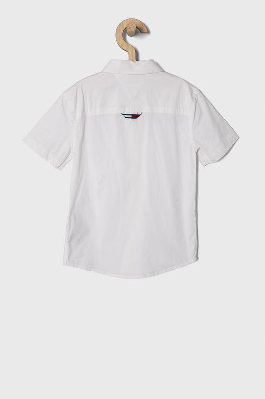 Tommy Hilfiger - Koszula dziecięca 104-176 cm biały