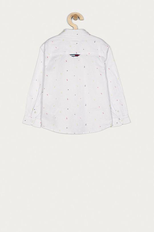 Tommy Hilfiger - Dětská košile 104-176 cm bílá