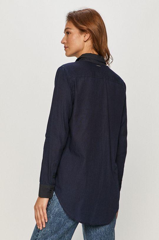 G-Star Raw - Bavlněné tričko  Hlavní materiál: 100% Bavlna Podšívka kapsy: 100% Polyester