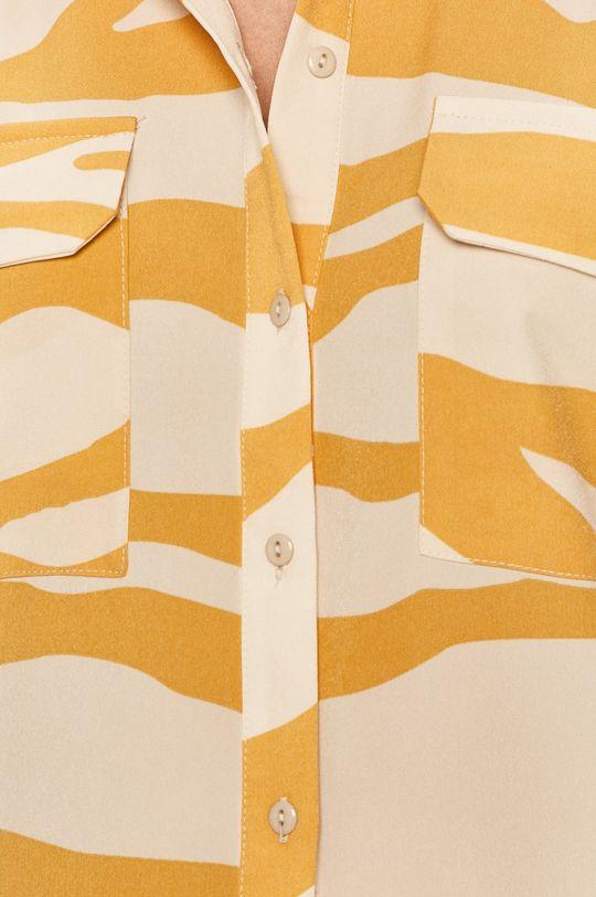 Vila - Košeľa žltá
