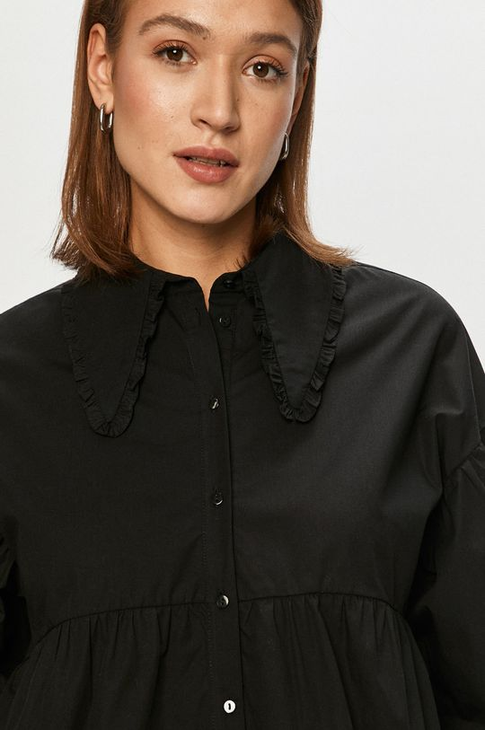 Vero Moda - Košeľa čierna
