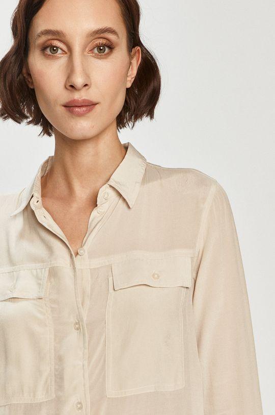 beżowy Guess - Koszula