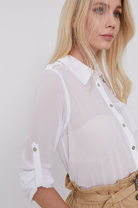 biały Guess - Koszula