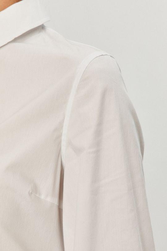 Samsoe Samsoe - Košile bílá