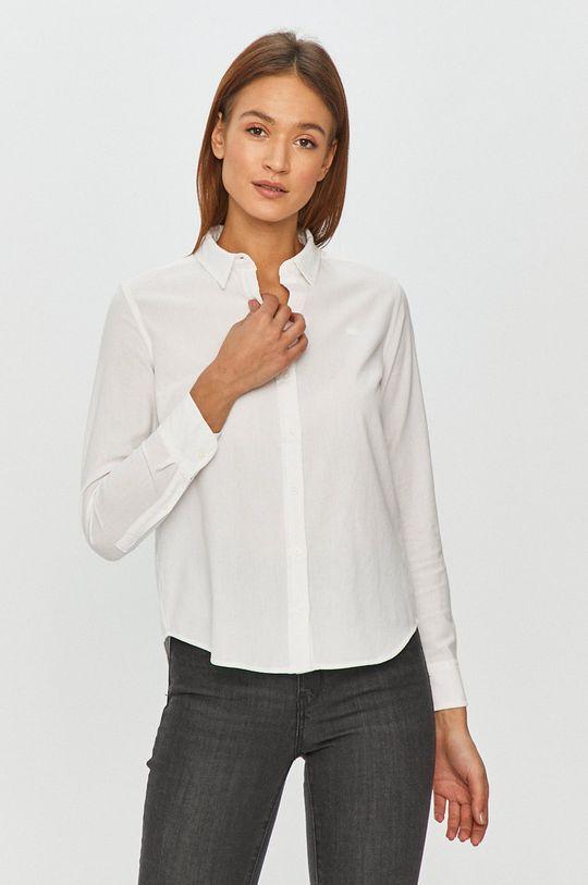 bílá Levi's - Bavlněné tričko Dámský