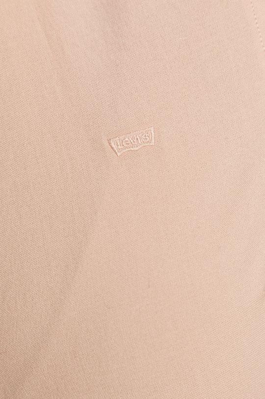 Levi's - Bavlněné tričko starorůžová