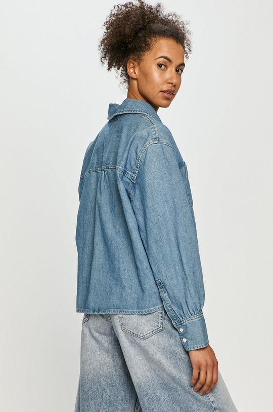 Levi's - Koszula jeansowa 77 % Bawełna, 23 % Konopie