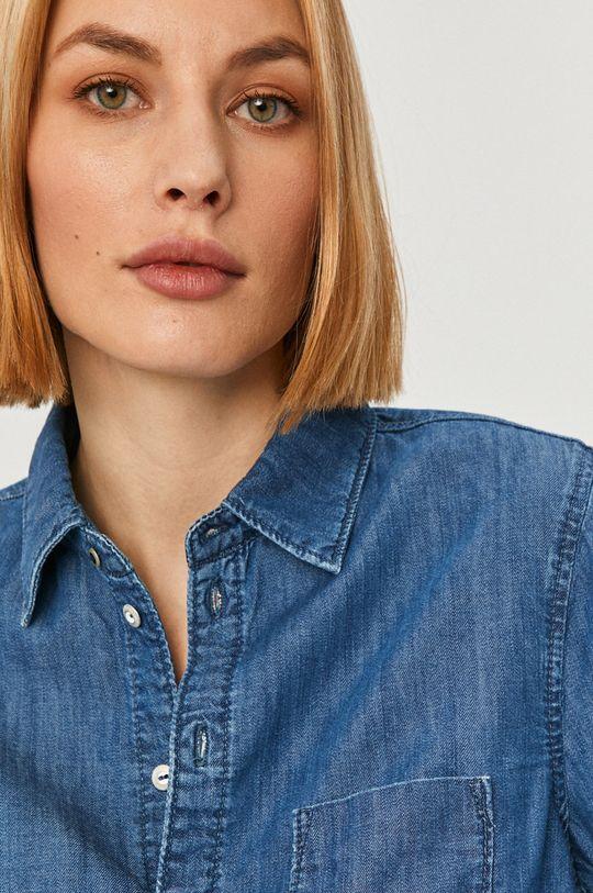 modrá Pepe Jeans - Košeľa Allison