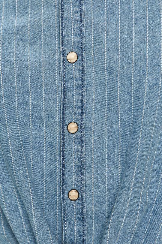 Pepe Jeans - Koszula bawełniana Lux Damski