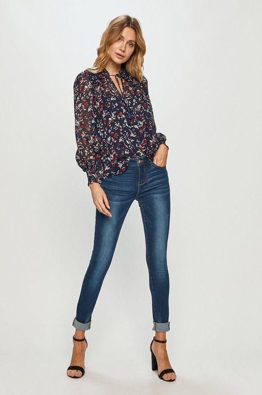 Pepe Jeans - Bluzka Emilia 97 % Poliester, 3 % Włókno metaliczne