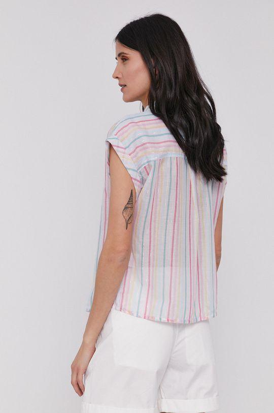 Pepe Jeans - Koszula Virginia 98 % Bawełna, 2 % Włókno metaliczne