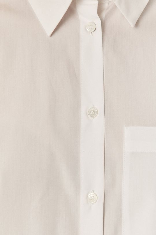 MAX&Co. - Bavlněné tričko bílá