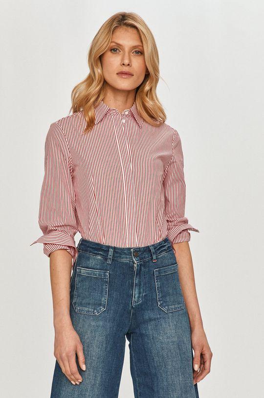 červená MAX&Co. - Bavlnená košeľa Dámsky
