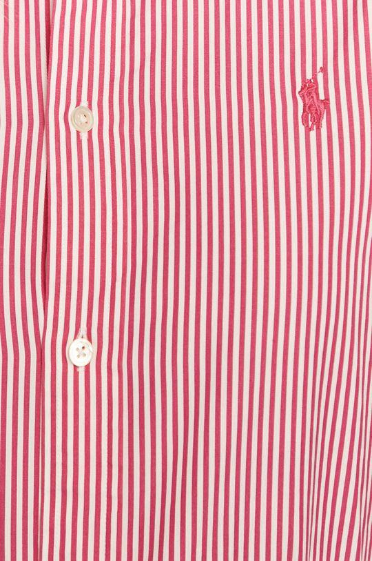 Polo Ralph Lauren - Bavlnená košeľa ružová