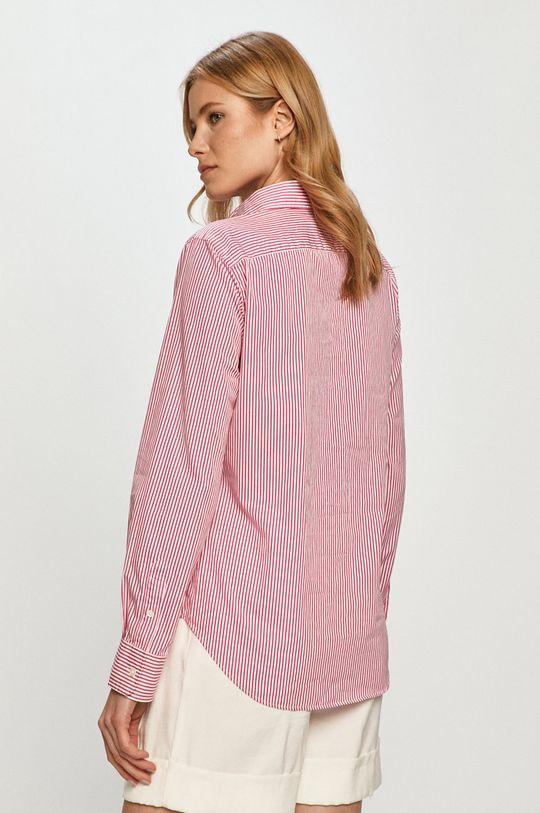 ružová Polo Ralph Lauren - Bavlnená košeľa