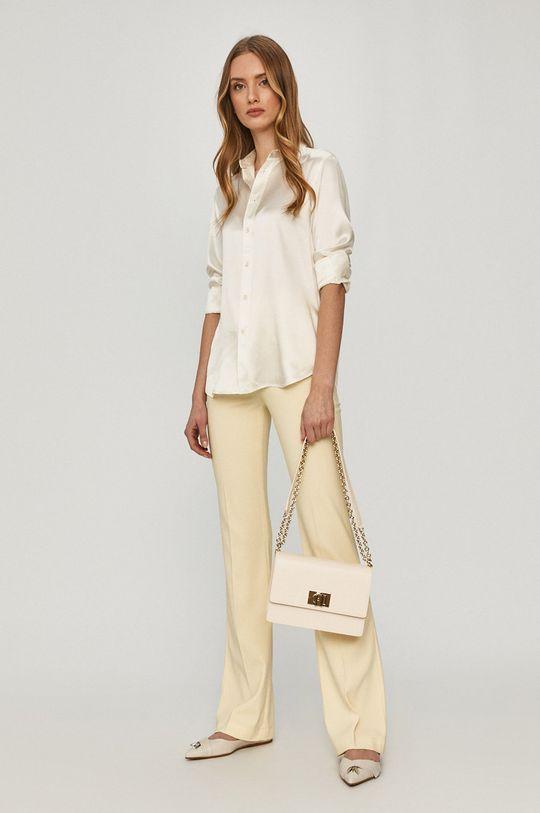 Polo Ralph Lauren - Košile smetanová