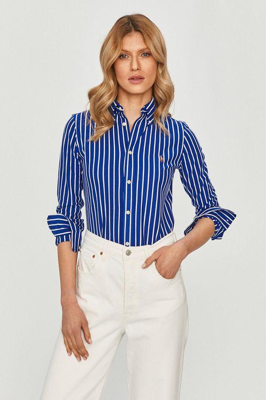 modrá Polo Ralph Lauren - Košeľa Dámsky