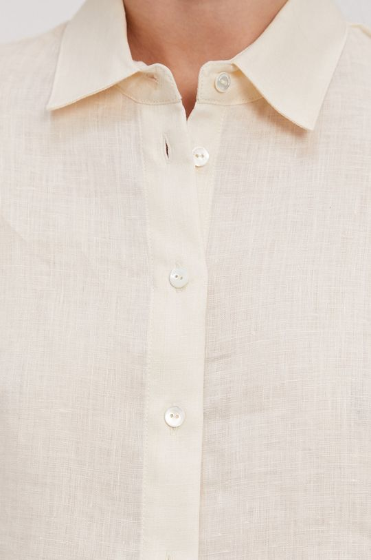 Pennyblack - Koszula kremowy